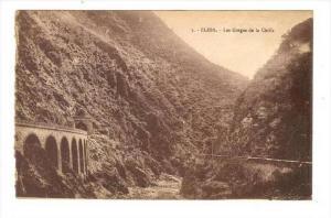 BLIDA.-Les Gorges de la Chiffa , Algeria, 00-10s