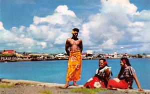 Fiji Apia Waterfront  Apia Waterfront