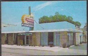 Fl Kissimmee Paddle Wheel Steak House 1965