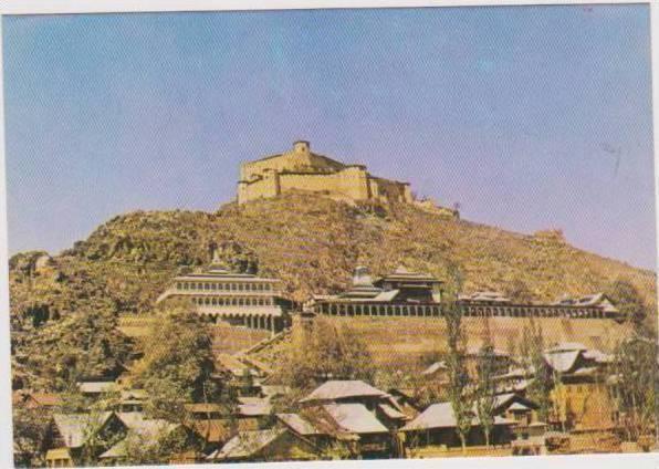 Hari Parbat, Durrani Fort, Koh e Maran, India