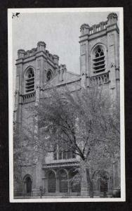 CO St John's Episcopal Church DENVER COLORADO Postcard