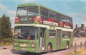 Park Royal bodied Leyland Atlantean bus London