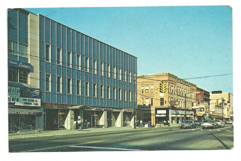 1960s - 1970s Broad Street - Downtown, Elyria, Ohio