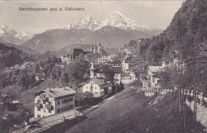 BERCHTESGADEN, Bavaria, Germany; Geg. D. Watzmann, 00-10s