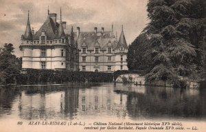 Chateau,D'Azay-Le-Rideau,France BIN