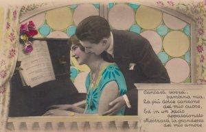 RP: Couple & Piano , 00-10s