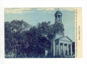 First Church,Unitarian Built,Quincy,Massachusetts,00-10