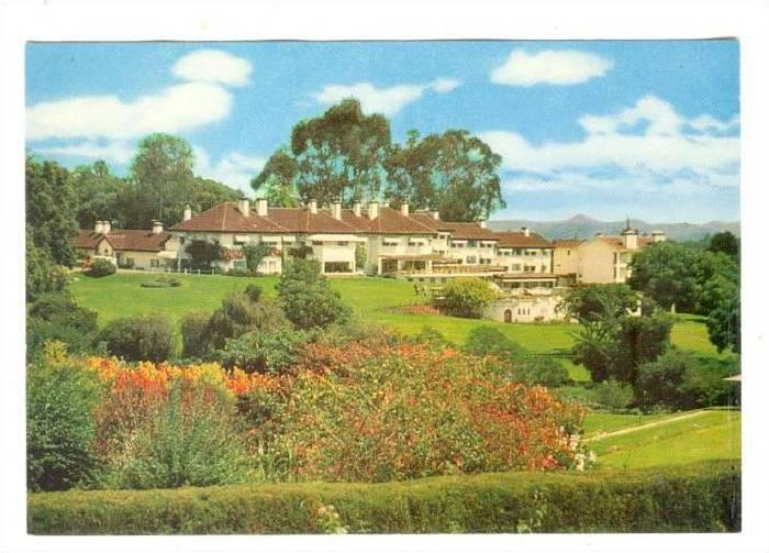 Mt. Kenya Safari Club, Nanyuki, Kenya, Africa, 1950-1970s / HipPostcard