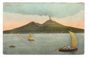 Napoli, II Vesuvio, Italy, 00-10s