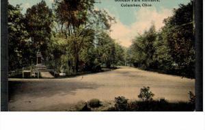 COLUMBUS, Ohio; Goodale Park Entrance, 00-10s