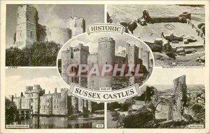 Postcard Modern Historic Sussex Castles