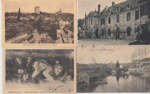 INDRE (DEP.36) 500 Cartes Postales 1900-1940