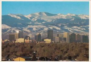 Colorado Denver Is Situated On Gently Rolling Land
