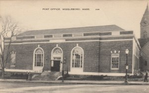 MIDDLEBORO, Massachusetts, 00-10s; Post Office