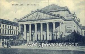 Bruxelles, Belgium, België, la Belgique, Belgien Theatre Royal  Theatre Royal
