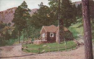 Colorado North Cheyenne Canon Bruin Inn