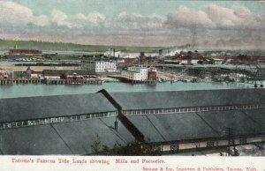 TACOMA , Washington , 1900-10s ; Tide Lands