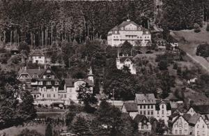 RP, WILDBAD Im Schwarzwald, Blick Auf Das Kriegsblinden-Kurheim, Baden-Wurtte...