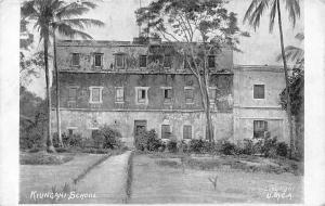 German East Africa Tanzania, Kiungani School, Pictorial Postcard 1903