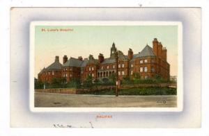 St. Luke's Hospital, Halifax (Yorkshire), England, UK, 1900-1910s