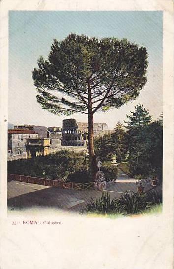 Colosseo, ROMA, Lazio, Italy, 10-20s