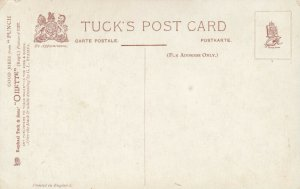 TUCK # 9197; PUNCH, A Healthy Appetite, 1900-10s