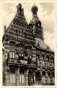 CPA Winschoten Stadhuis NETHERLANDS (728370)
