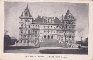 New York Albany The State Capitol 1908