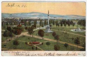 York, Pa, View of Penn Park