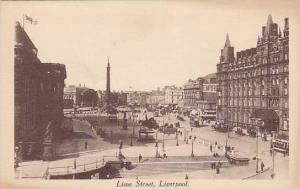 Liverpool , Lancashire, England  , 00-10s  : Lime Street