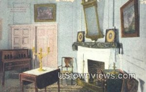 Mrs Washingtons Sitting Room - Mount Vernon, Virginia