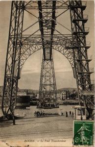 CPA ROUEN Le Pont Transbordeur (415736)