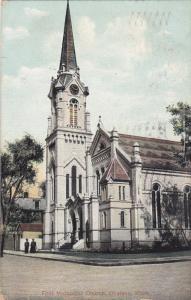 CHELSEA, Massachusetts; First Methodist Church, PU-1909
