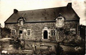 CPA Ste-ANNE et AURAY - Maison de Nicolazic (431407)