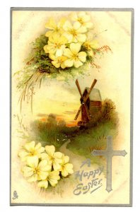 Greeting - Easter    (Tuck Series 1703)