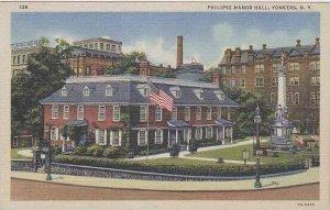 New York Yorker Philipse Manor Hall