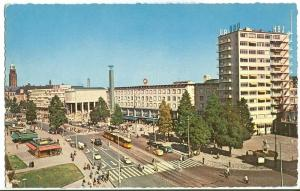 Netherlands, Rotterdam, Coolsingel Boulevard, 1960 used