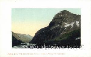 British Columbia, Canada Mt Stephen Field  Mt Stephen