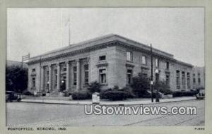 Post Office, Kokomo Kokomo IN Unused