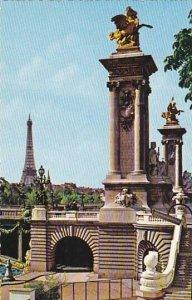 France Paris Pont Alexandre III