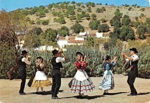 Portugal Alte Algarve Dancas Dances Danzas