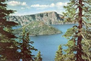 OR - Crater Lake, Union Oil Co Series