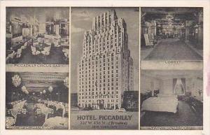 New York City Hotel Piccadilly