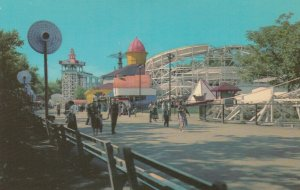 CHICAGO, Illinois; 1950-60s; RIVERVIEW Amusement Park #6