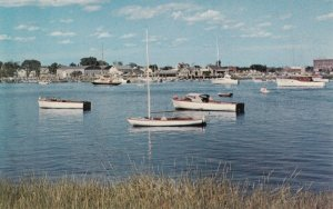 BARRINGTON , Rhode Island, 40-60s ; Seashore Boating Area