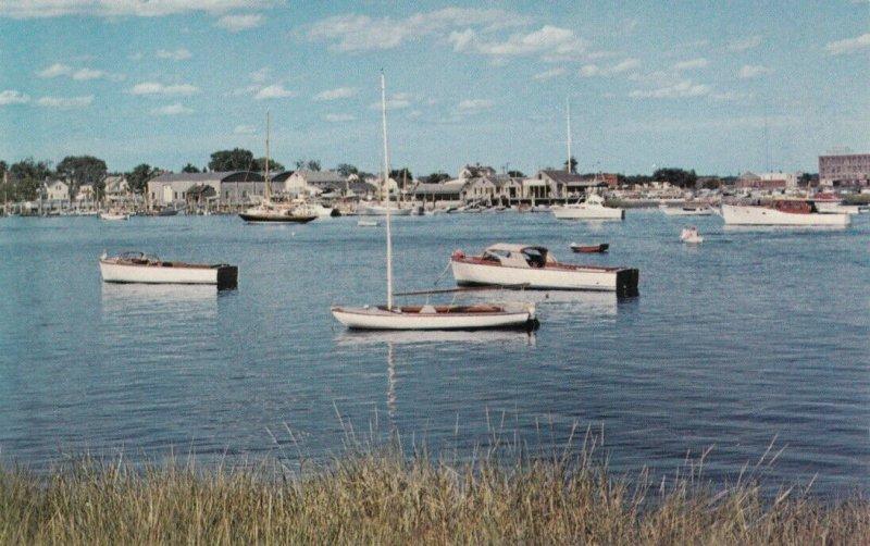 BARRINGTON , Rhode Island, 40-60s ; Seashore Boating Area