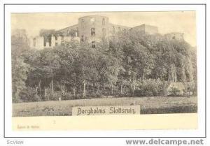 Borgholms Slottsruin, 00-10s SWEDEN