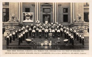 Lot222 vancouver kitsilano boys band uk music band arthur w delamont real photo