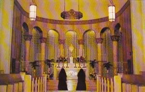 Missouri Kansas City Interior Benedictine Convent Of Perpetual Adoration