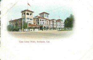 Casa Loma Hotel Redlands California Rieder #3798 C-1910 Postcard 20-11988